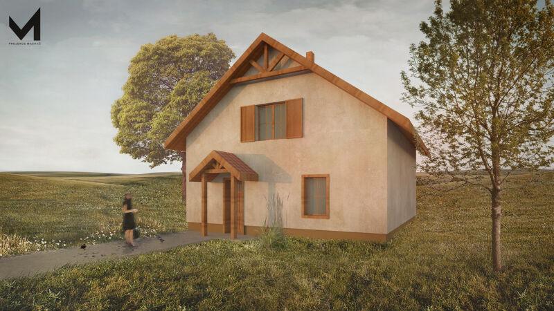 Malý ale šikovný dům u Pardubic