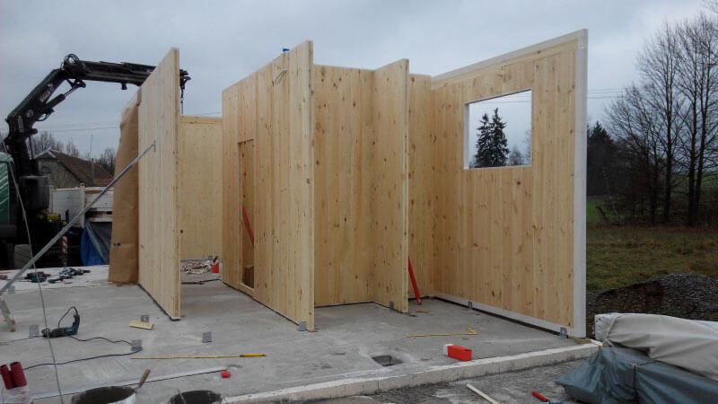 Dřevostavba rodinného domu ano či ne?