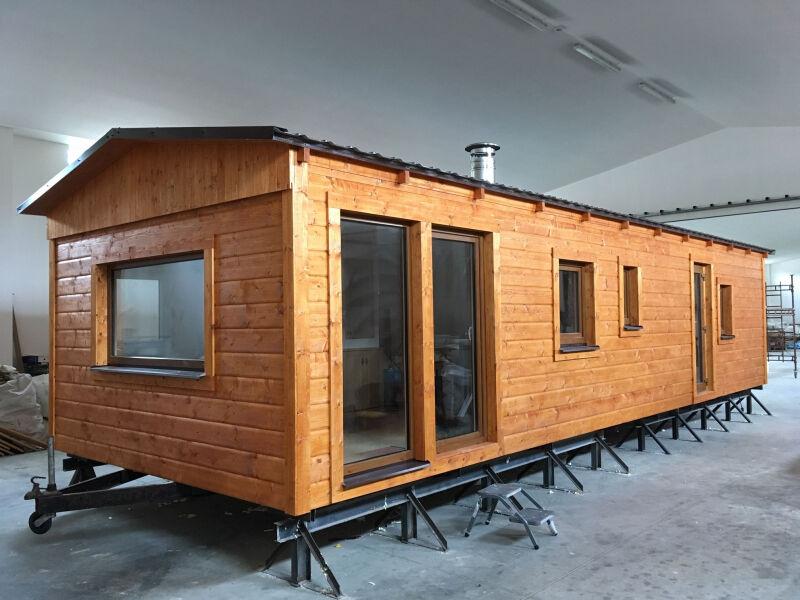 Mobilheim / mobilní dům a jeho povolení